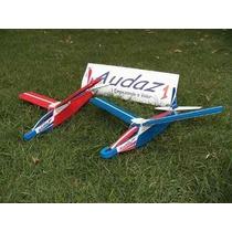 Planeador Audaz 1 Avión Vuelo Libre Para Lanzar Con La Mano