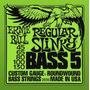 Ernie Ball 2836 Para Bajo 5 Cuerdas 45 / 130 Regular Slinky