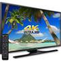 Smart Tv 4k 75 Led Samsung Ju6500 Ultra Hd Garantia Oficial