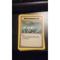 Cartas Pokemon Quite De Energia Base Set 92/102 Mint
