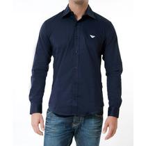 Liquidacion!! Camisas Italianas Armani Importadas De Hombre