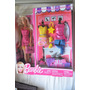 Barbie Vestidos Ropas Intercambiables Original
