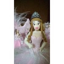 Souvenirs 15 Años Princesas ,hadas Porcelana Fria
