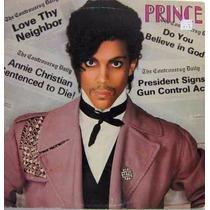 Prince - Controversy Cd Importado Alemania Nuevo Y Cerrado!