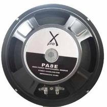 Parlante 8 Pulgadas Xpro 100 Wts P/ Bafle Profesional Pa8e