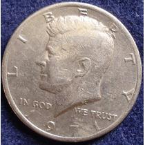 Eeuu Half Dolar Año 1971........................ Blamanan