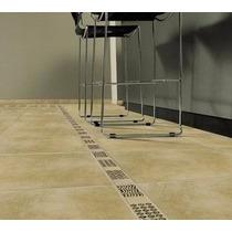 Ceramico Marron Alberdi Cementi Tabaco 50x50 Simil Cemento