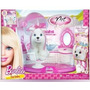 Barbie Pet Salon Mascota Salon De Belleza Original Intek