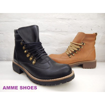 Borcegos.botas.bucaneras.savage.amme Shoes