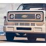 Chev. Camion 610 / 714 / 814 Lente De Faro Lateral