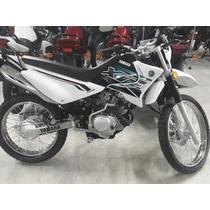 Yamaha Xtz 125 2016 (mercado-pago)12 Cuotas O Solo Con Dni
