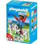 Playmobil 5212 Dalmatas Con Cachorros Juguetería El Pehuén