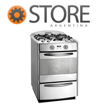Cocina A Gas Domec Cxnnfrtsv 60 Cms - Multigas