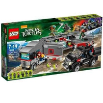 Lego Ninja Turtles - Big Rig Snow Getaway (79116)