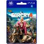 Far Cry 4 Ps4 - Libre De Bloqueo - Secundaria -