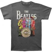 Remeras The Beatles Sgt Pepper´s Import Nueva Bolsa Cerrada!