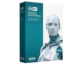 Eset Nod32 Antivirus Home 7 3pc X1año