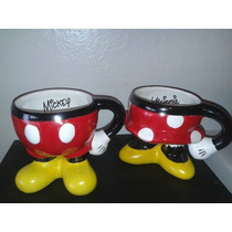 Taza Minnie O Mickey