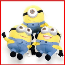 Minion Peluche Desplicable Me Mi Villano Favorito C/sonido