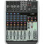 Consola Behringer Xenyx Q1204 Usb 12 Entradas Mixer Estudio