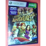 Kinect Adventures X-box 360 (398) Completo