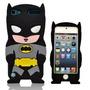 Funda De Silicona Batman 3d Para Ipod Touch 5