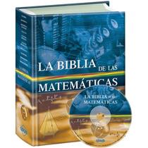 Libro La Biblia De Las Matemáticas Ed Lexus