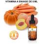 Vitamina A Uso Cosmetologico, Para Agregar En Cremas, Shampo