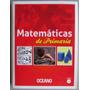 Libro Matemáticas De Primaria Ed Oceano