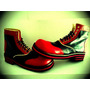 Zapatos Para Payasos - Chalupas Somos Fabricantes!!