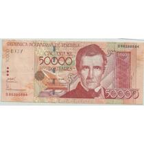 Venezuela 50000 Bolivares P87 2006