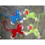 Mono De Peluche Se Puede Colgar Varios Colores