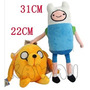 Peluches Hora De Aventura Finn Jake Adventure Time