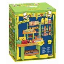 Supermercado Petit Gourmet C/caja Registradora - La Lucila
