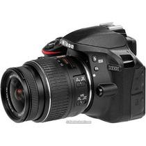 Camara Reflex Digital Nikon D3300 Kit 18-55 Vr Envio Gratis