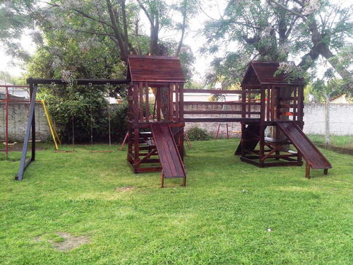 Juegos Infantiles De Madera Para Jardines 31900 En Melinterest