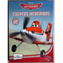 Aviones Disney Planes Ocho Libros Y 1 Dvd-envio Gratis-