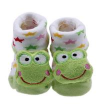 Escarpines Bebe Ranitas Unisex Nuevo Baby Socks Oferta Envio