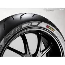 Cubierta Moto Pirelli 130/70-17 Diablo Rosso2 Suzuki Quilmes