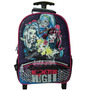 Mochila Carro Grande 16 Infantil Escolar Monster High Jiujim