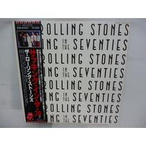 Rolling Stones Sucking In The Seventies Vinilo Japones C/obi