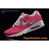 Nike Air Max 90 Women Pink - Envío Gratis Oca