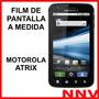 Film Protector De Pantalla Motorola Atrix Mb860 Nnv