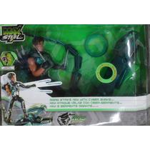 Max Steel Max Ataque Veloz Con Ciber-serpiente