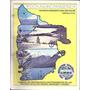 Region Andino Patagonica Revista De Turismo 1986 Neuquen