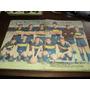 Lamina De Boca Juniors Campeon 1962 Szw