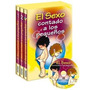 El Sexo Contado A Los Pequeños 3 Volumenes + Cd-rom