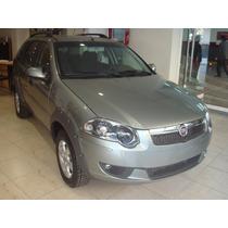 Fiat Palio Weekend Attractive 1,4 2013 Más Cuotas Fijas