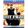 Blu-ray -- Hot Fuzz: Ultimate Edition