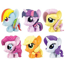 My Little Pony Rainbow Pinkie Fashems X 6 Original